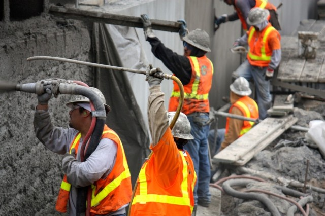 Shotcrete Seattle