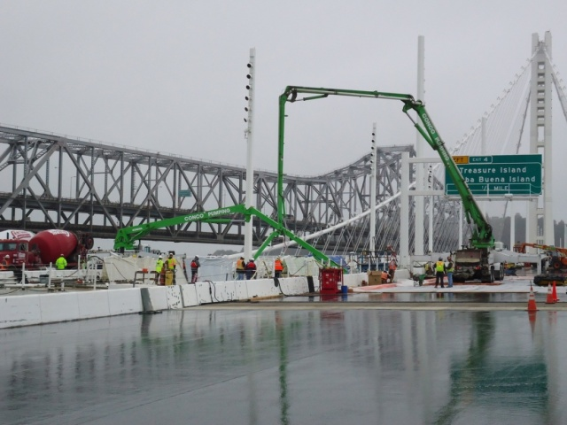 Bay Bridge Repair