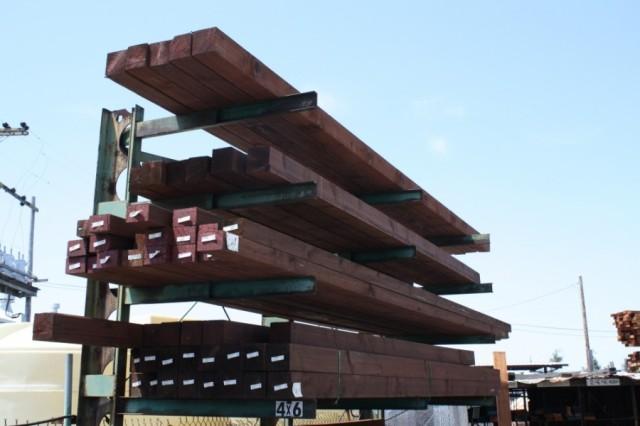 The Lumber Baron - Pressure Treated Douglas Fir