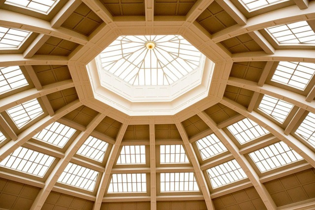Improve Productivity with Commercial Skylights - commercial skylights - Mares Dow